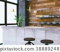 室内图像咖啡馆 38889248