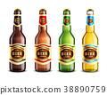 glass, bottle, beer 38890759