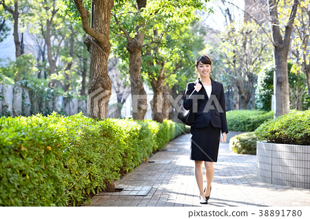 Business woman 38891780