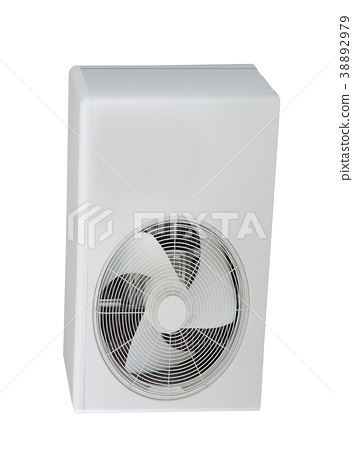 Air Conditioner isolated on white background 38892979