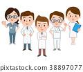 의료 팀 의사 38897077