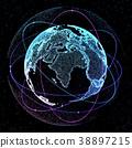 globe internet network 38897215