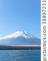 富士山 靜岡 山梨 38897233