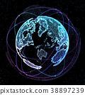 globe internet network 38897239