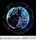 globe internet network 38897240