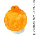 dekopon, fruit, fruits 38897286