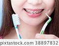 牙科 牙医 女性 38897832