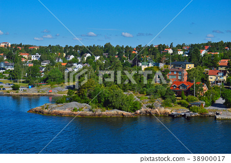 Stockholm Archipelago in Baltic Sea, Sweden 38900017
