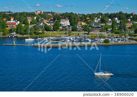 Stockholm Archipelago in Baltic Sea, Sweden 38900020
