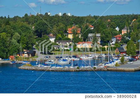 Stockholm Archipelago in Baltic Sea, Sweden 38900028