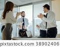 สนทนา,อภิปราย,นักธุรกิจ 38902406