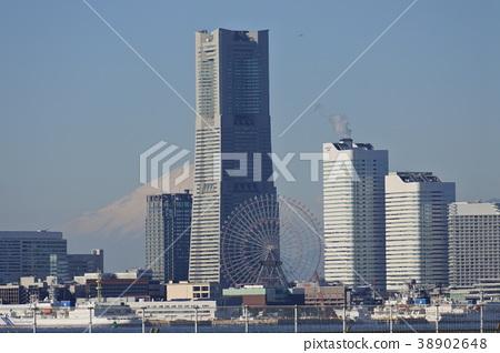 Yokohama Minato Mirai 38902648