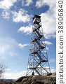 Fire tower at Mount Beacon 38906840