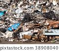 scrap, industrial waste, good weather 38908040
