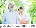 개호 노인 여성 도우미 간병인 38909396