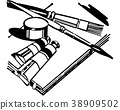 Artist's Equipment 38909502