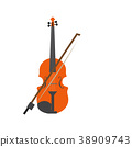 musical, instrument, isolated 38909743