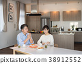 부부 식사 식당 라이프 스타일 이미지 38912552