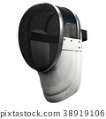 Classic Fencing Helmet 38919106