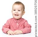 可愛的 嬰兒 寶寶 38920756