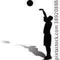 籃球 選手 球 38920886