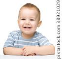 可愛的 嬰兒 寶寶 38921029