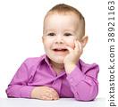 可愛的 嬰兒 寶寶 38921163