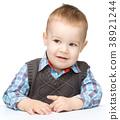 可愛的 嬰兒 寶寶 38921244
