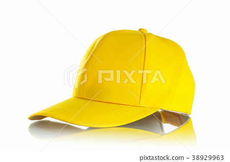 Cap on a white background 38929963
