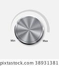 dial knob level 38931381