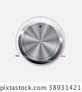 dial knob level 38931421