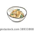 일식, 일본 요리, 죽순 38933868