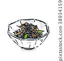 Hijiki的炖菜 38934159