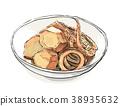 燉芋頭和魷魚 38935632
