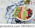 smoothie, pink, fruit 38936023