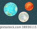planet, mars, earth 38936115