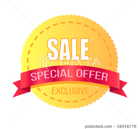 Exclusive Special Offer Sale Promotion Poster 38938776