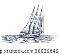 船 海 帆船 38939649