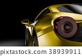 黄色 汽车 车 38939911