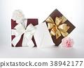 선물, 리본, 선물상자 38942177