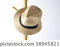 모자, 목제, 걸다 38945821