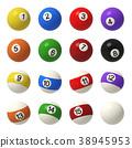 ball, sphere, 3d 38945953