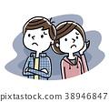 男孩和女孩:焦慮,焦慮 38946847