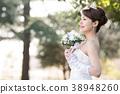 婚禮 新娘 結婚 38948260