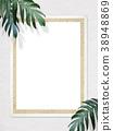 背景白牆 - 軟木板 38948869