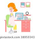 의사, 여성, 여자 38950343