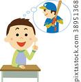 ภาพประกอบสต็อก: Future Dream (baseball) 38951368