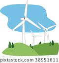 풍력 발전, 청정 에너지, 클린 에너지 38951611