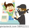 男人和女人 男女 强盗 38952211