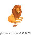 사자, 거짓말, 사냥꾼 38953605